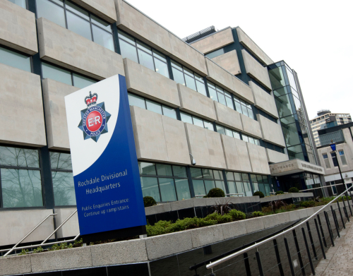 Refurbishment of Rochdale police station – Gaskell